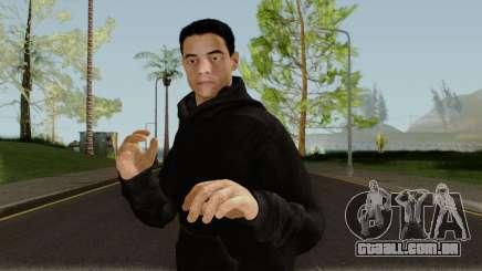 Mr Robot Elliot Alderson - Rami Malek para GTA San Andreas