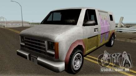 New Burrito para GTA San Andreas