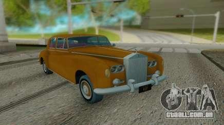 Rolls Royce Silver Cloud III VIP para GTA San Andreas