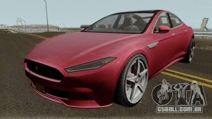 Coil Raiden GTA V IVF para GTA San Andreas