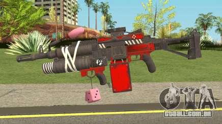 Harley Gun para GTA San Andreas