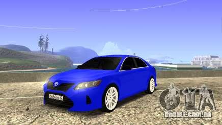 Toyota Camry Sedan para GTA San Andreas