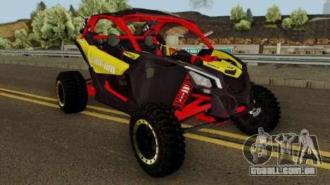 Can-Am Maverick X3 para GTA San Andreas