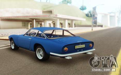 Ferrari 250 GT Berlinetta Lusso 1963 para GTA San Andreas