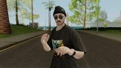 Skin Random 101 (Outfit Random) para GTA San Andreas
