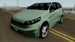 Honda Brio (SA Style) para GTA San Andreas