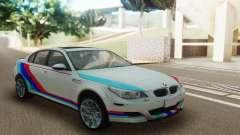 BMW M5 E60 Sport para GTA San Andreas