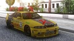 Nissan Skyline R33 Sport para GTA San Andreas