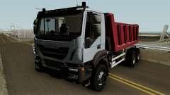 Iveco Trakker Dumper 6x4 para GTA San Andreas