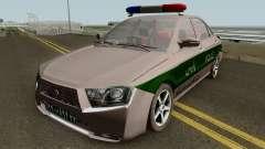 IKCO Dena v3 Police para GTA San Andreas