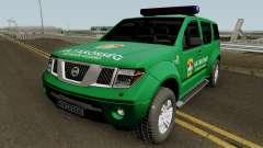 Nissan Pathfinder Hatarorseg para GTA San Andreas