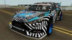 Ford Focus RS RX 2016 para GTA San Andreas