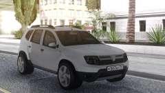 Renault Duster Stock 2012 para GTA San Andreas