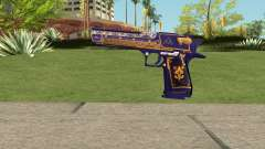 Desert Eagle From Zula para GTA San Andreas