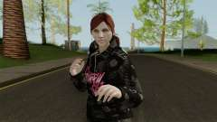 After Hours DLC Female para GTA San Andreas