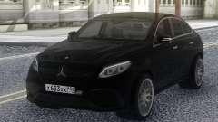 Mercedes-Benz GLE 63 4MATIC AMG para GTA San Andreas