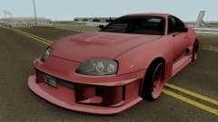 Toyota Supra Mk.IV (JZA80) para GTA San Andreas
