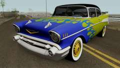 Chevrolet Bel Air Sports Hotrod 1957 para GTA San Andreas
