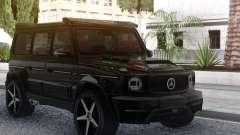 Mercedes-Benz G65 ONYX para GTA San Andreas
