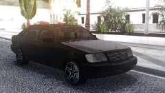 Mercedes-Benz S600 Sedan para GTA San Andreas