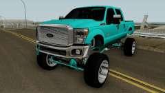 Ford F-250 Cencal Truck para GTA San Andreas