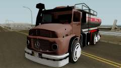 Mercedes-Benz 1924 (Fuel Tanker 1981) para GTA San Andreas