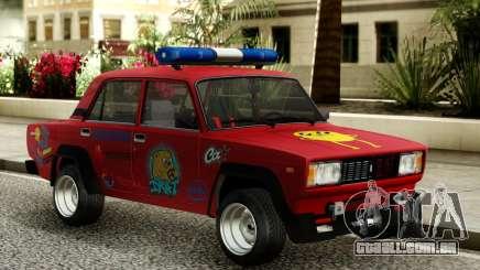 VAZ 2105 pisca-pisca para GTA San Andreas