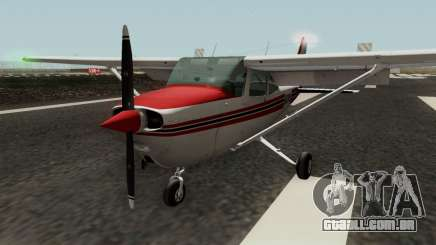 Cessna 172 Skyhawk (Updated) para GTA San Andreas