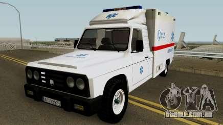 ARO 242 - Ambulanta 1996 para GTA San Andreas