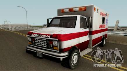 Ambulance from Vice City para GTA San Andreas