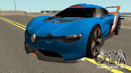 Renault Alpine A110-50 para GTA San Andreas