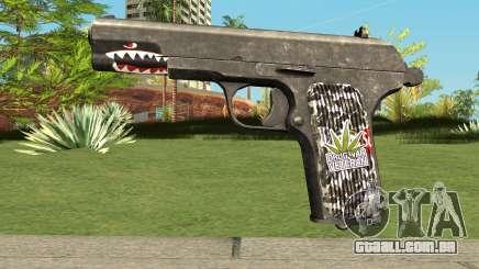 Desert Eagle DrugWar para GTA San Andreas