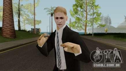 Detective Male para GTA San Andreas