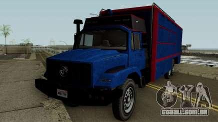 Benefactor Terrorbyte GTA V para GTA San Andreas
