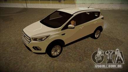 Ford Kuga 2016 V2 para GTA San Andreas
