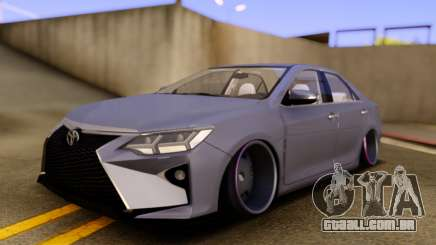 Toyota Camry V55 Sedan para GTA San Andreas