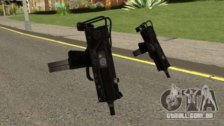 MAC-11 Black para GTA San Andreas
