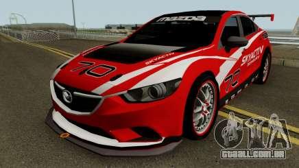 Mazda 6 SKYACTIV-D Racing para GTA San Andreas