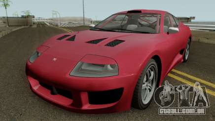 Dinka Jester Classic (r2) GTA V para GTA San Andreas