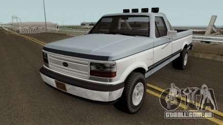 Vapid E-109 Single Cab Contender Retro para GTA San Andreas