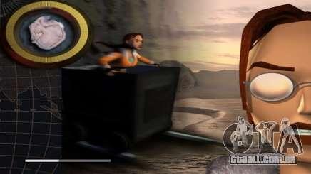 Loading Screens Of The Classics Tomb Raider para GTA San Andreas