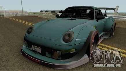 Porsche 993 Rauh Welt Begriff Rotana 1993 para GTA San Andreas