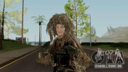 Army Sniper para GTA San Andreas