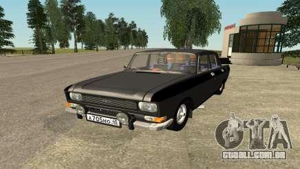 AZLK 2140 Preto para GTA San Andreas