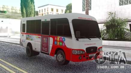 Hyundai County Ver 2 para GTA San Andreas