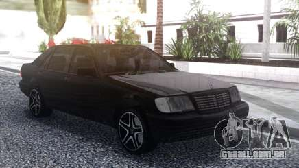 Mercedes-Benz S600 Sedan para GTA San Andreas