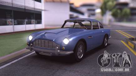 Aston Martin DB5 Agent 007 para GTA San Andreas