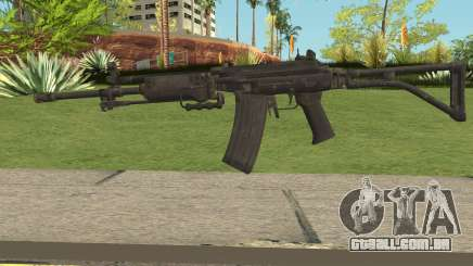 Call of Duty Black Ops 3: Galil para GTA San Andreas