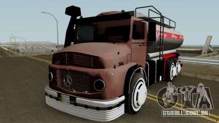 Mercedes-Benz 1924 (Fuel Tanker 1981) para GTA San Andreas