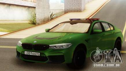 BMW M5 F90 Toplights para GTA San Andreas